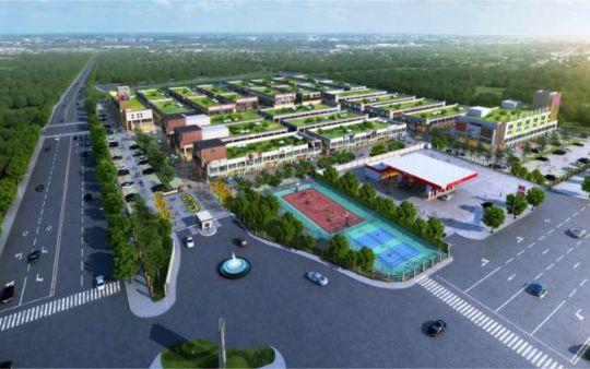 华智.道滘华科城创新岛产业孵化
